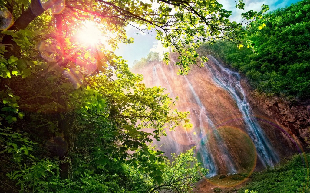 forest-waterfall-wallpaper-hd-34072-34841-hd-wallpapers