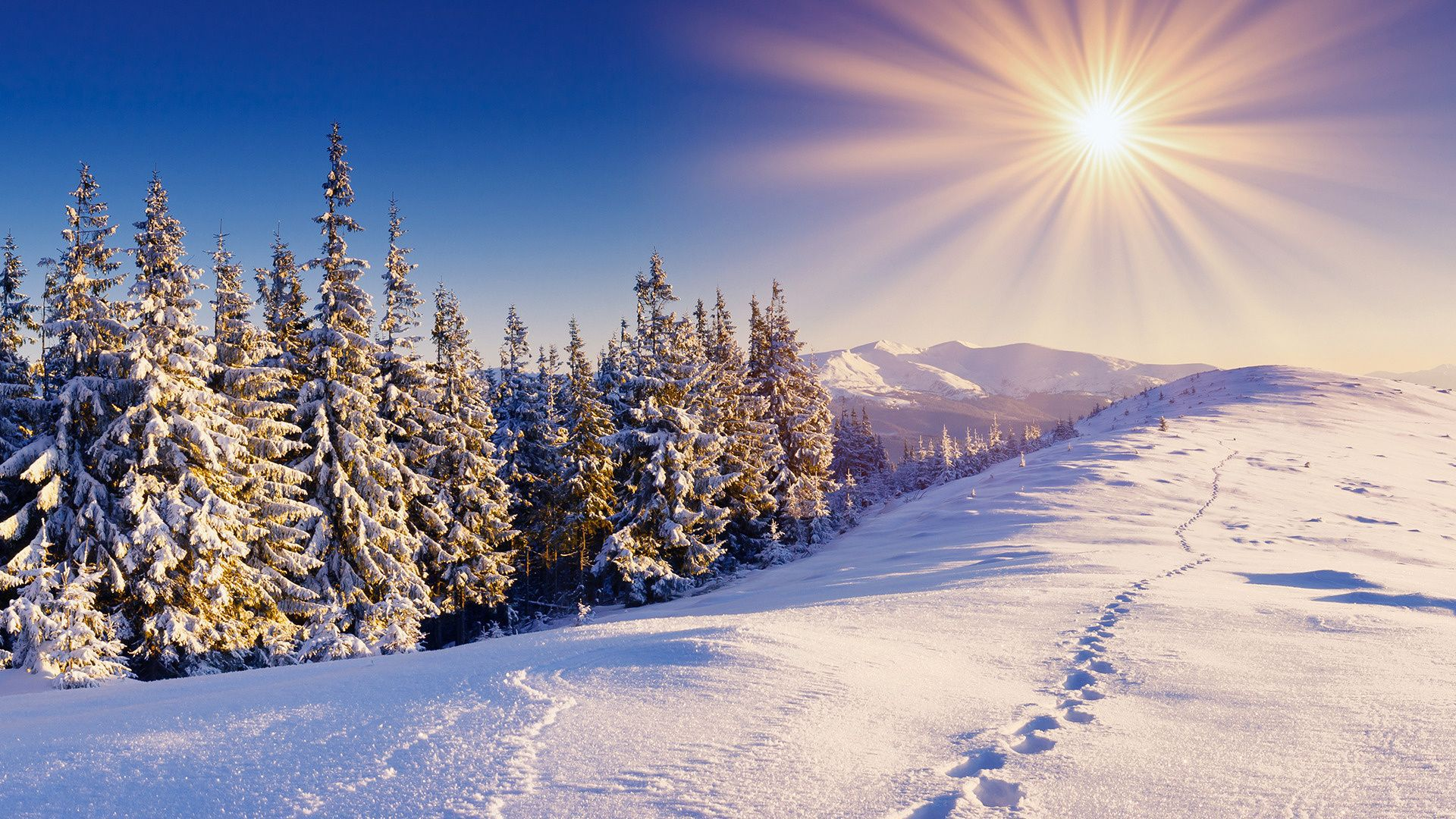 Winter archives - Hd snow mountain wallpaper ...