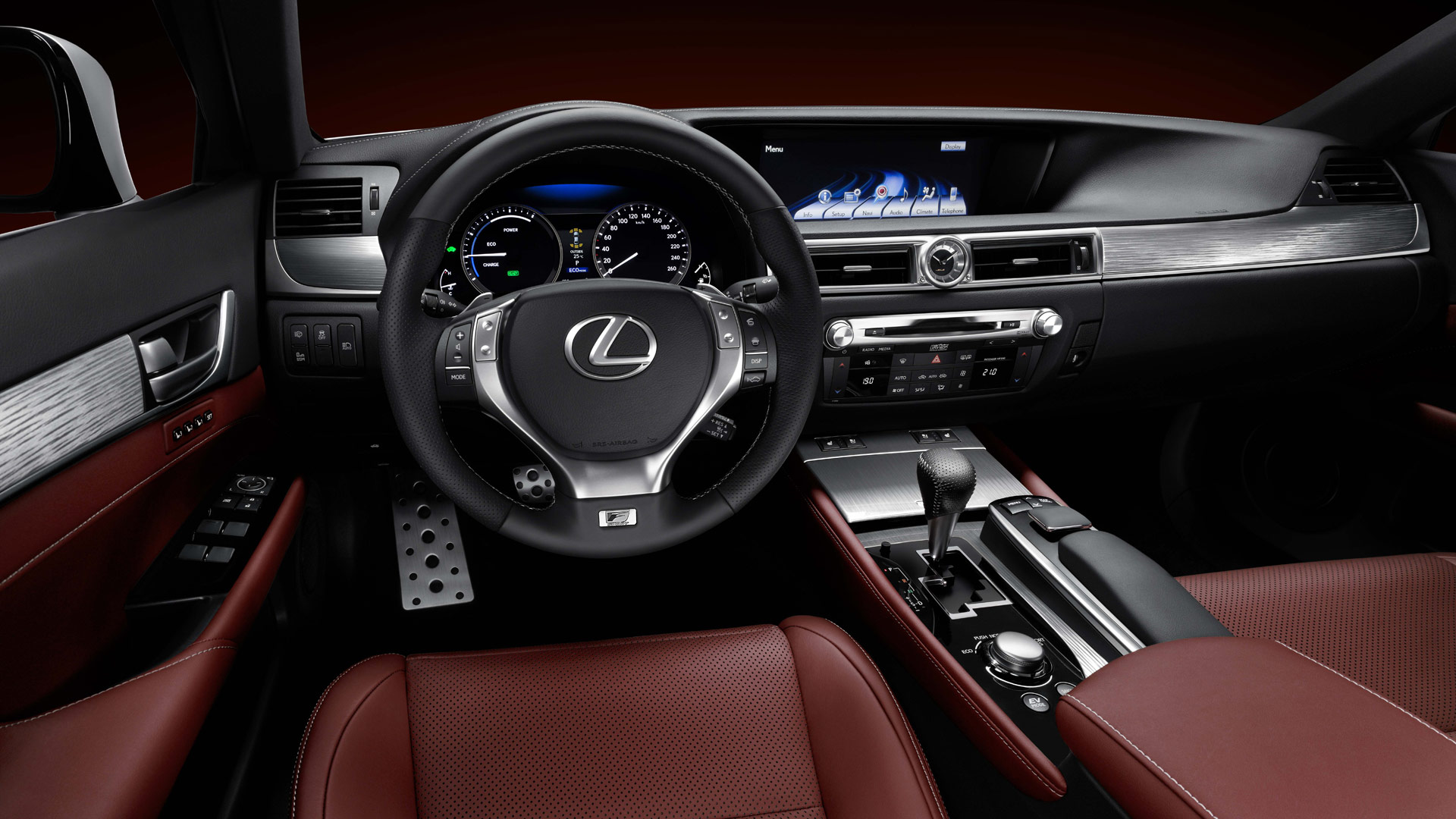 20 stunning hd lexus wallpapers