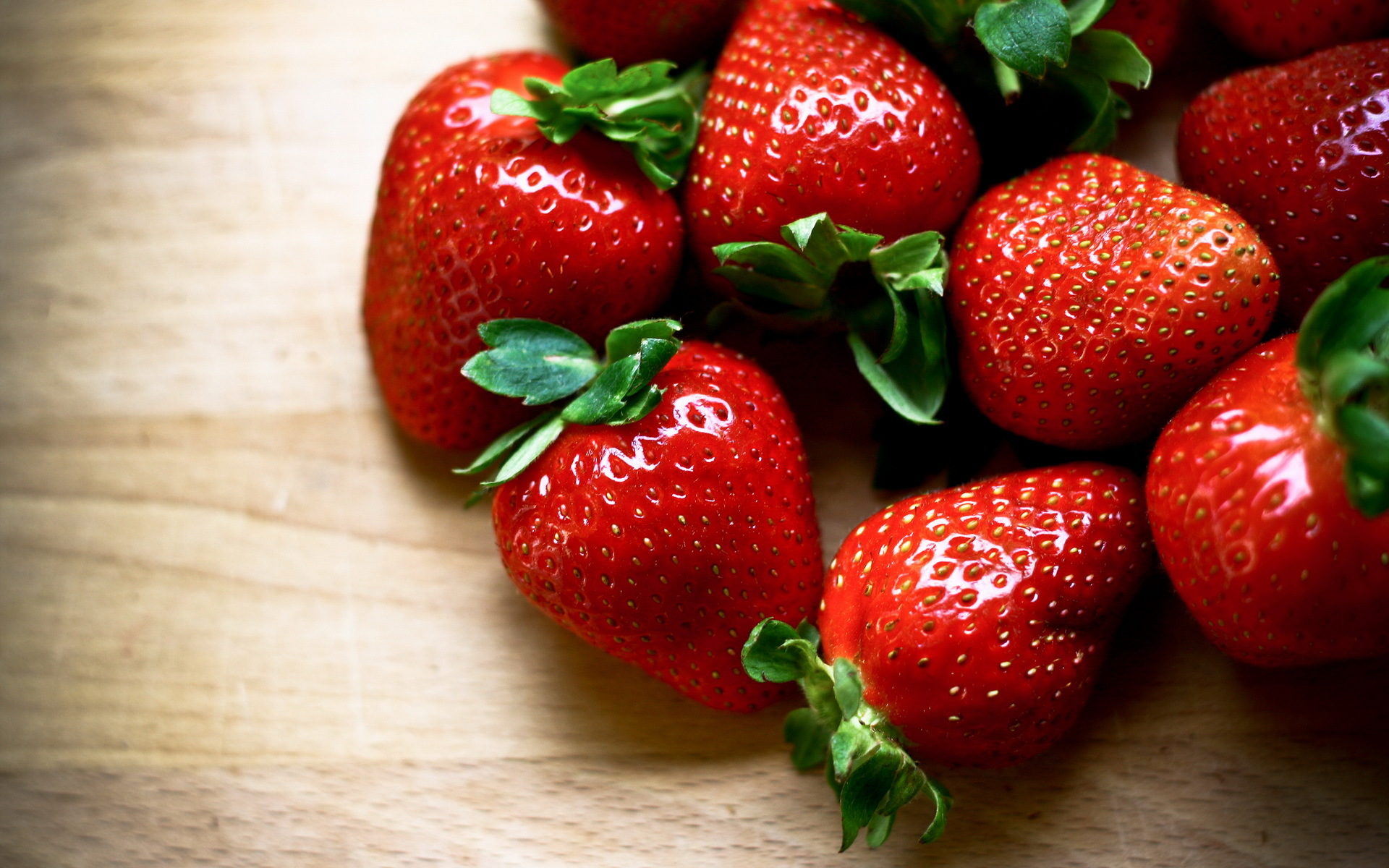 Download Hd Wallpaper Of Strawberry Juice: 15 Outstanding HD Fruit Wallpapers