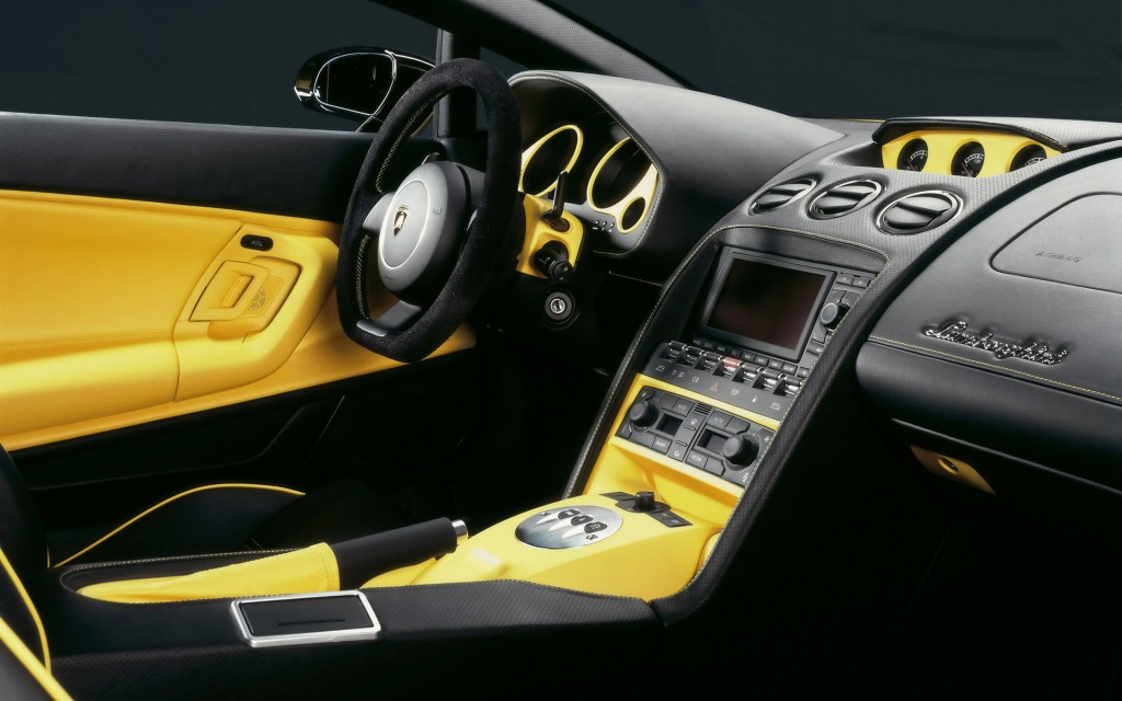beautiful lamborghini interior wallpapers