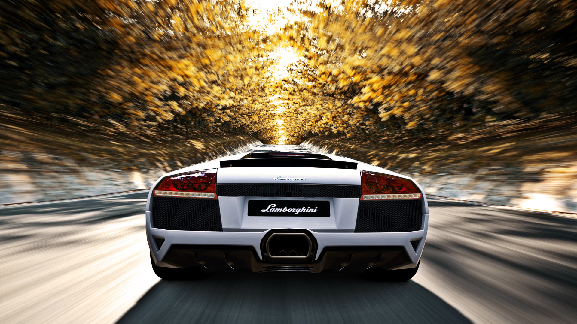 26 Excellent HD Lamborghini Wallpapers