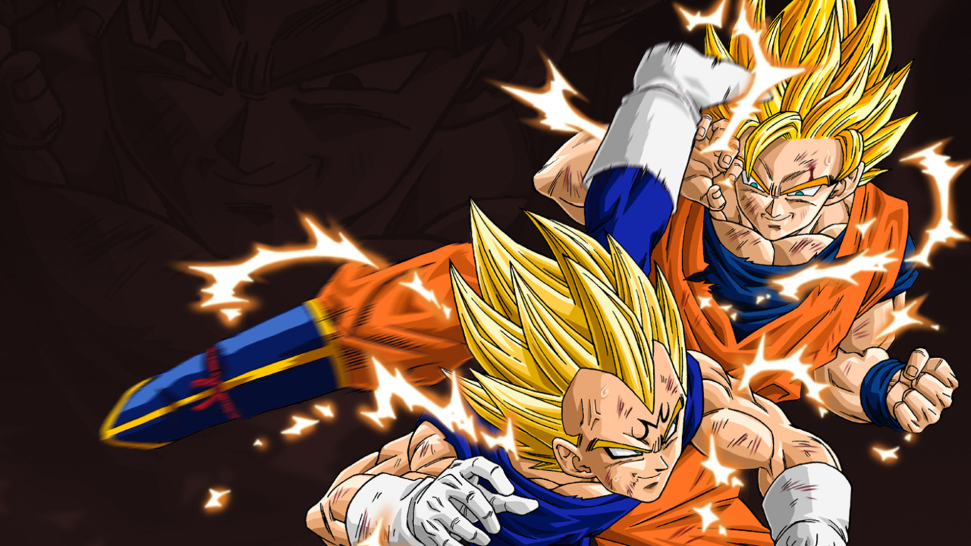Dragon Ball Z Hd Wallpaper For Android: 10 Awesome HD DBZ Wallpapers
