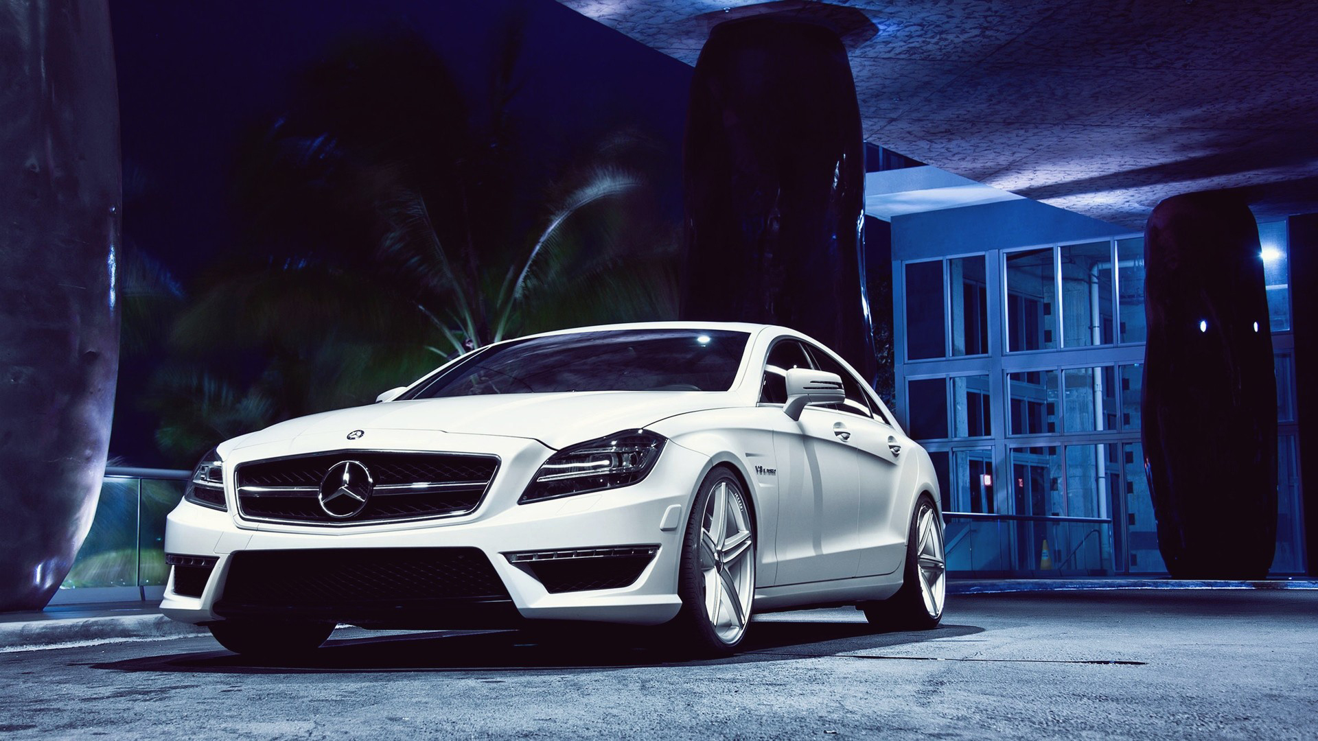 20 Excellent HD Mercedes Wallpapers