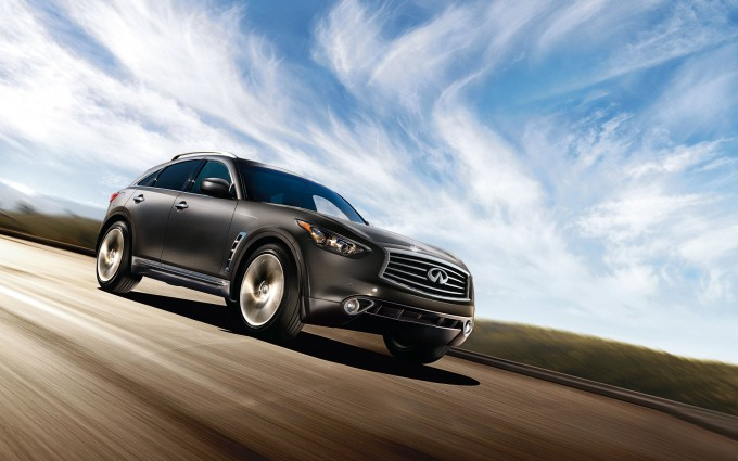20 Fantastic HD Infiniti Wallpapers