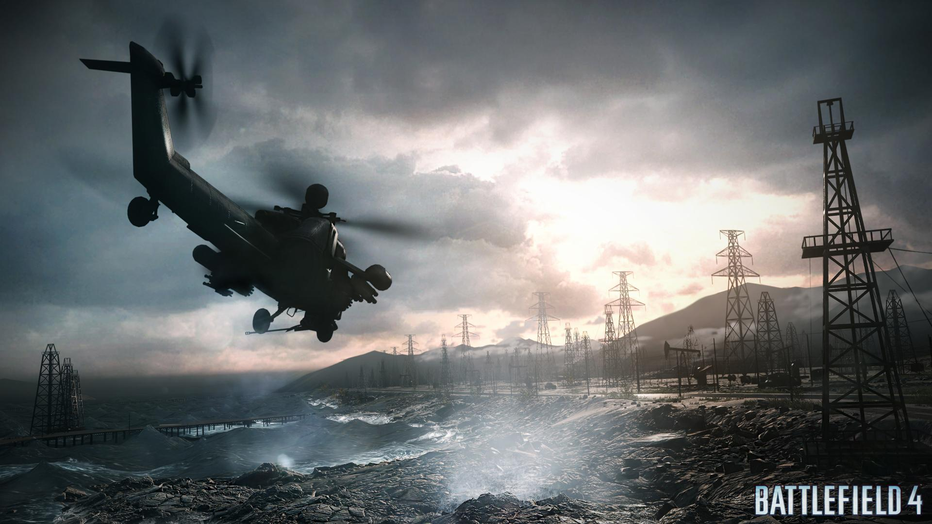 Battlefield 4 Games Wallpaper Hd: 20 Awesome HD Battlefield Wallpapers