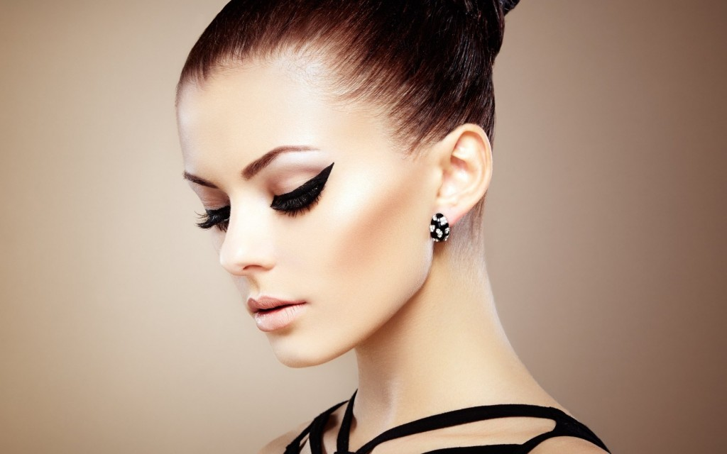 beautiful model makeup wallpapers