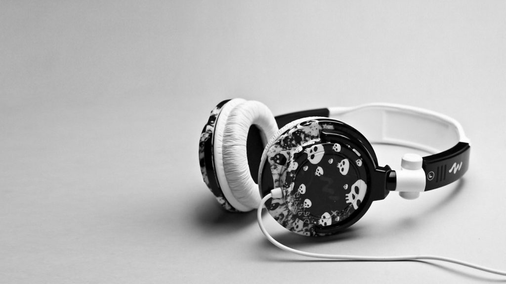 skull headphones wallpapers