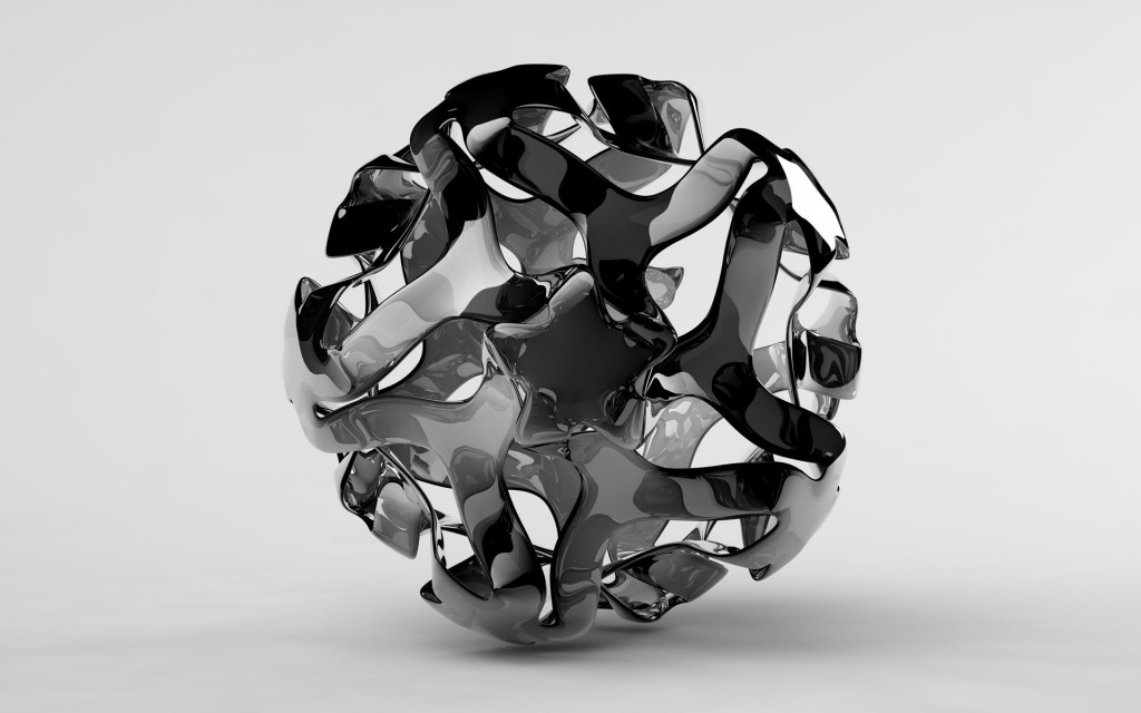 abstract sphere wallpapers