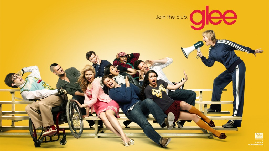 free glee wallpapers