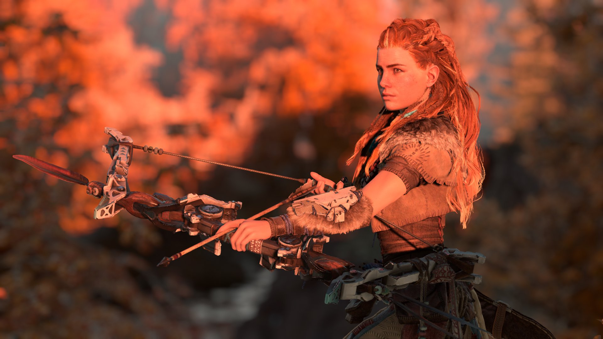 12 hd horizon zero dawn wallpapers - Horizon zero dawn android wallpaper ...