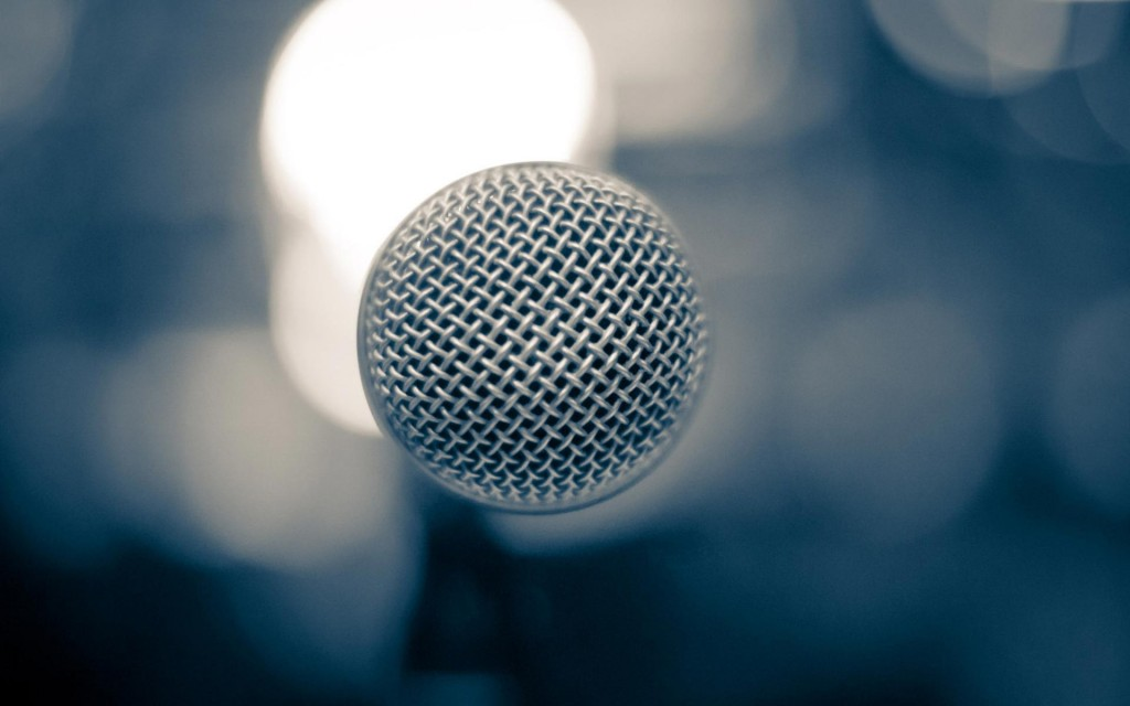 microphone wallpapers