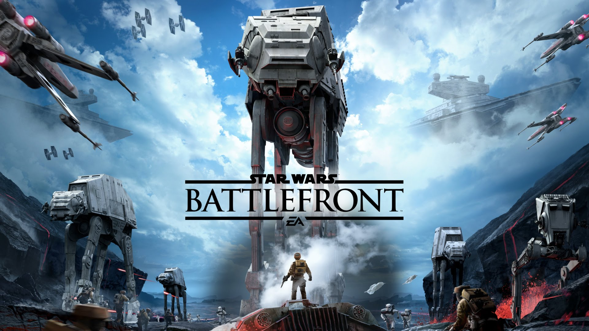 10 Hd Star Wars Battlefront Wallpapers