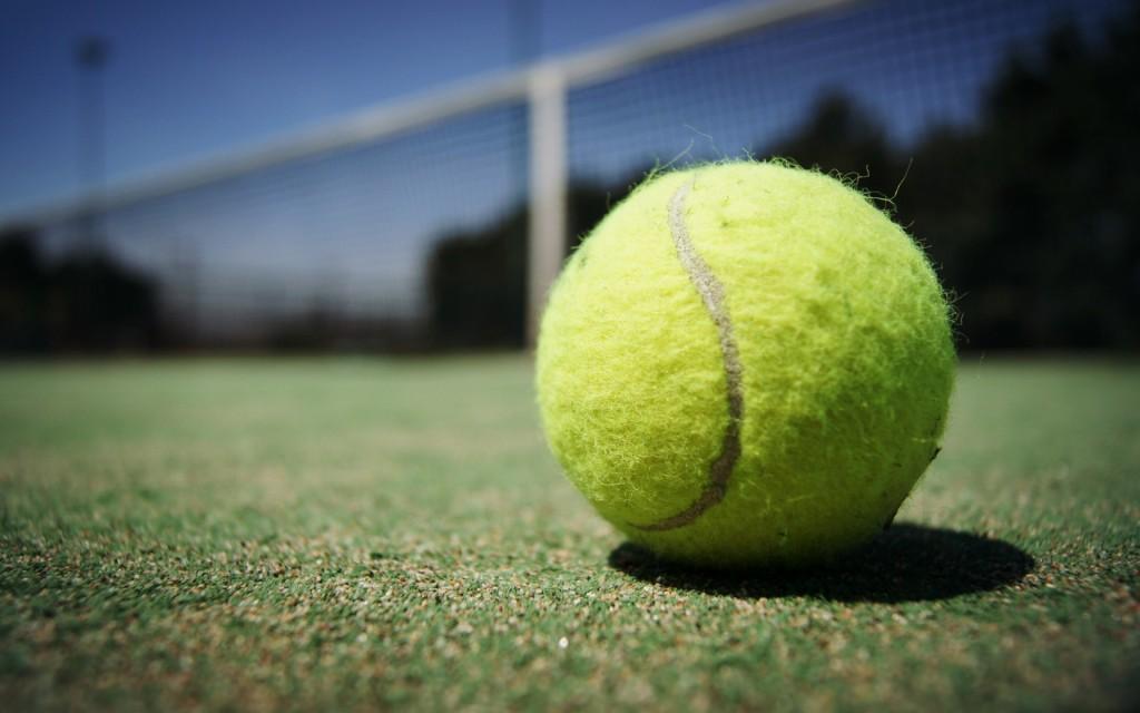 tennis ball desktop wallpapers