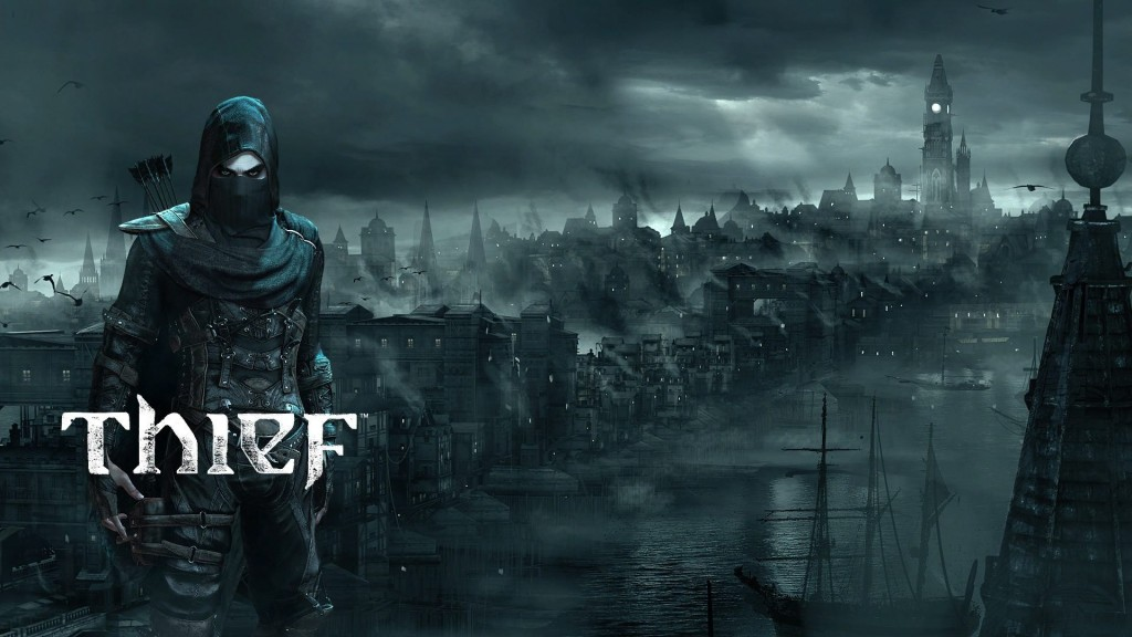 thief game wallpapers
