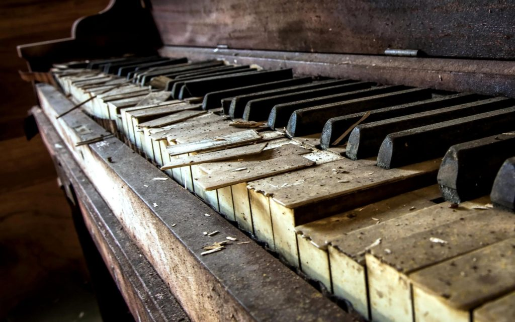 vintage piano pictures wallpapers
