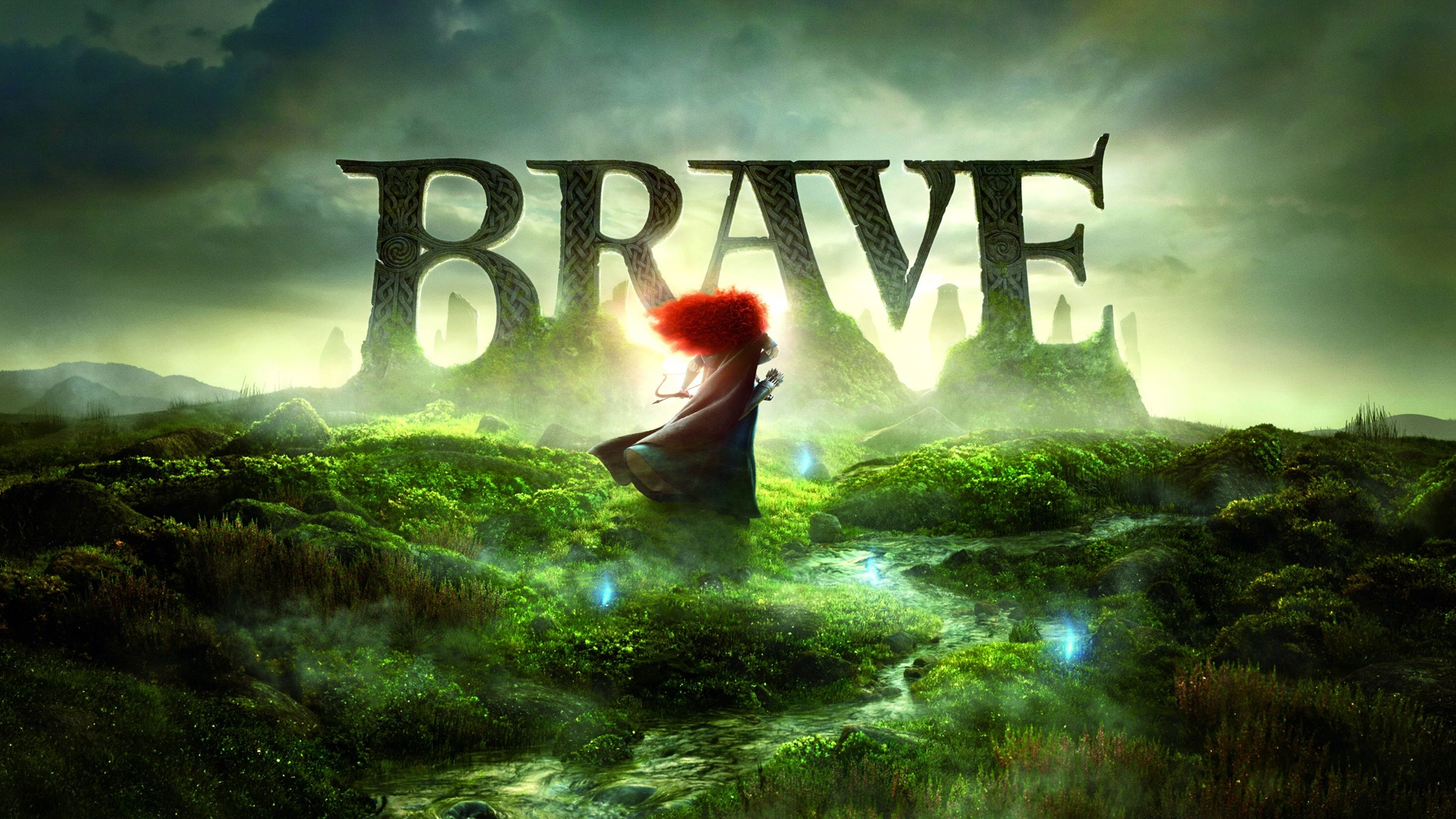 13 Hd Brave Movie Wallpapers