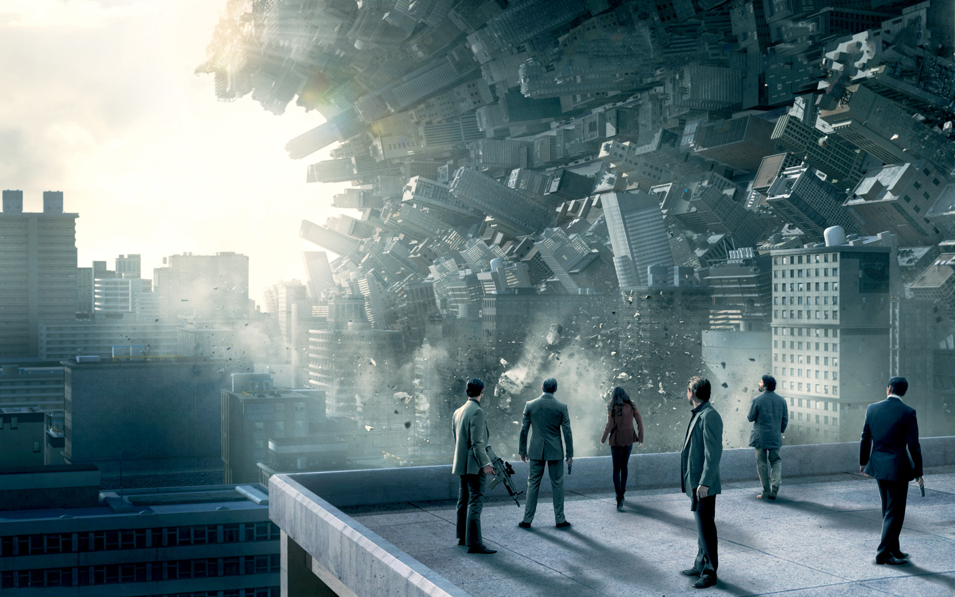 inception movie wallpapers archives