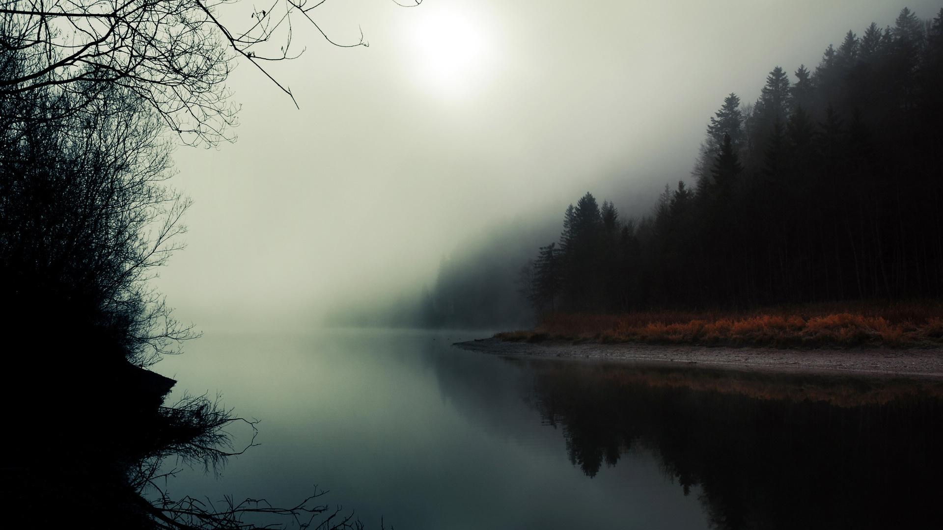 Stunning Nature Hd Wallpaper: 18 Stunning HD Mist Wallpapers