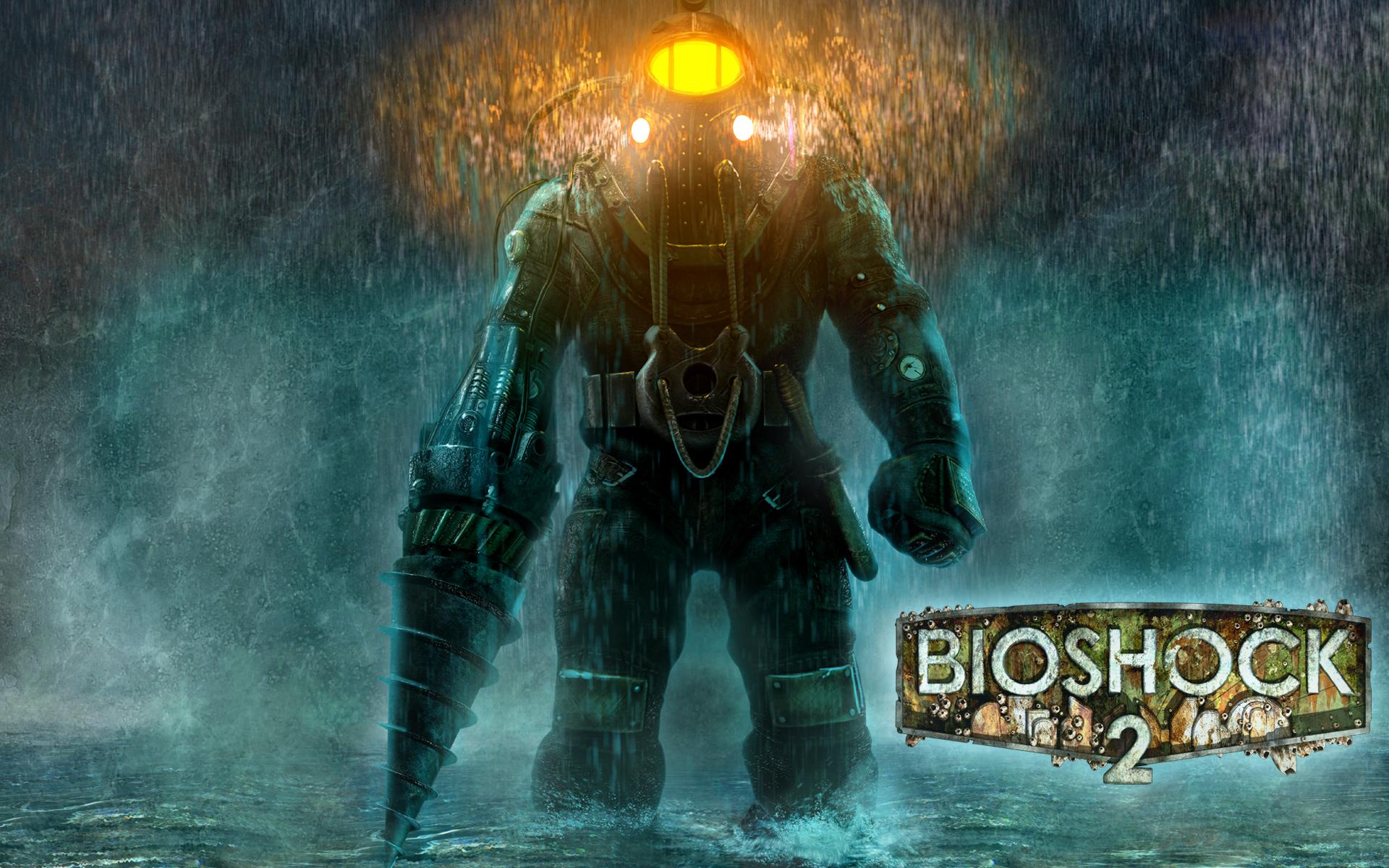 bioshock 2 desktop wallpaper 49011 50661 hd wallpapers
