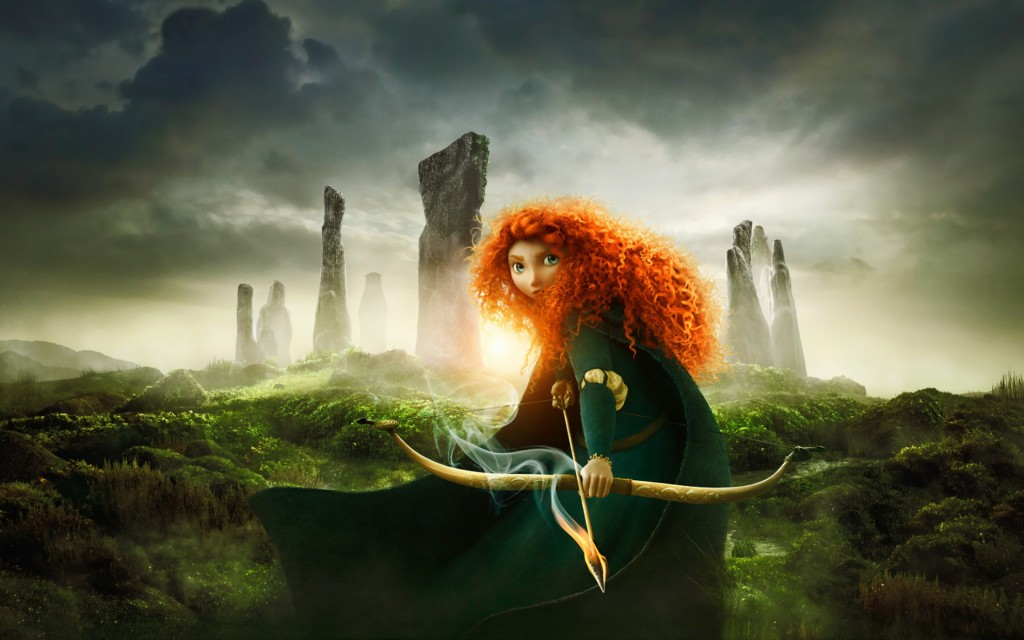 brave movie wallpapers