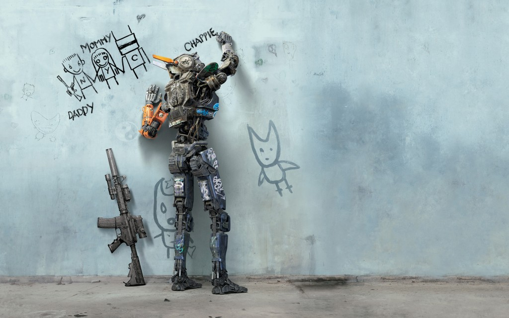 chappie movie wallpapers