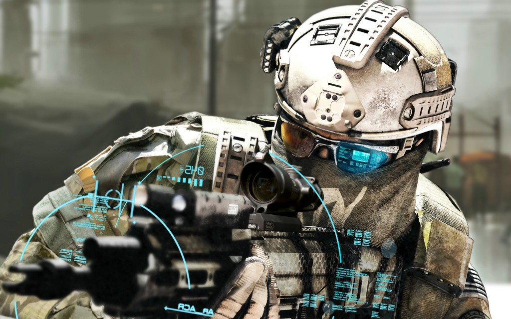 ghost recon future soldier wallpapers