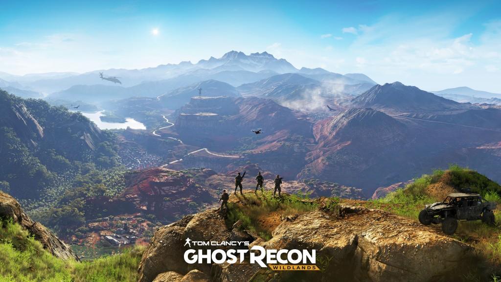 ghost recon wildlands wallpapers