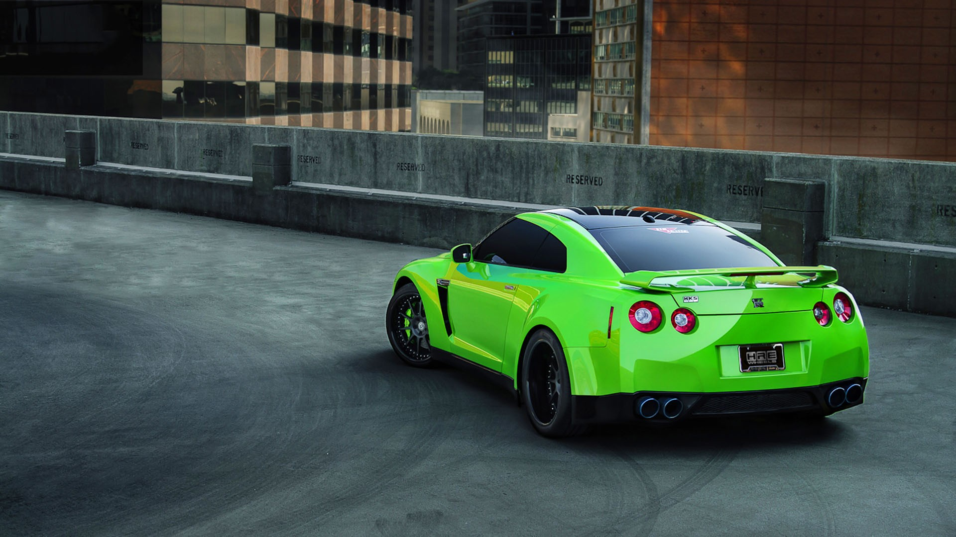 Nissan GTR Wallpapers Archives - HDWallSource.com