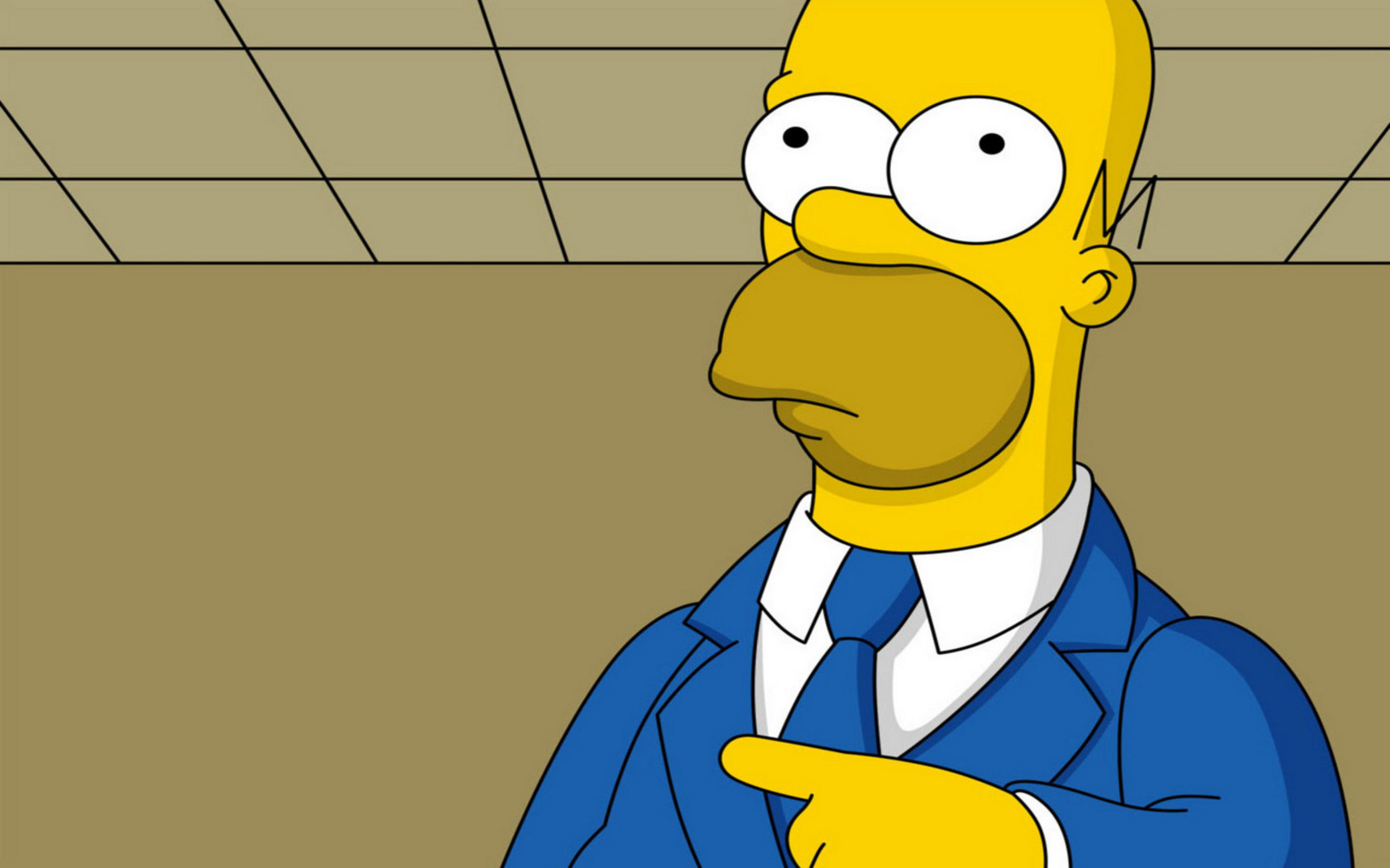 18 HD The Simpsons Wallpapers