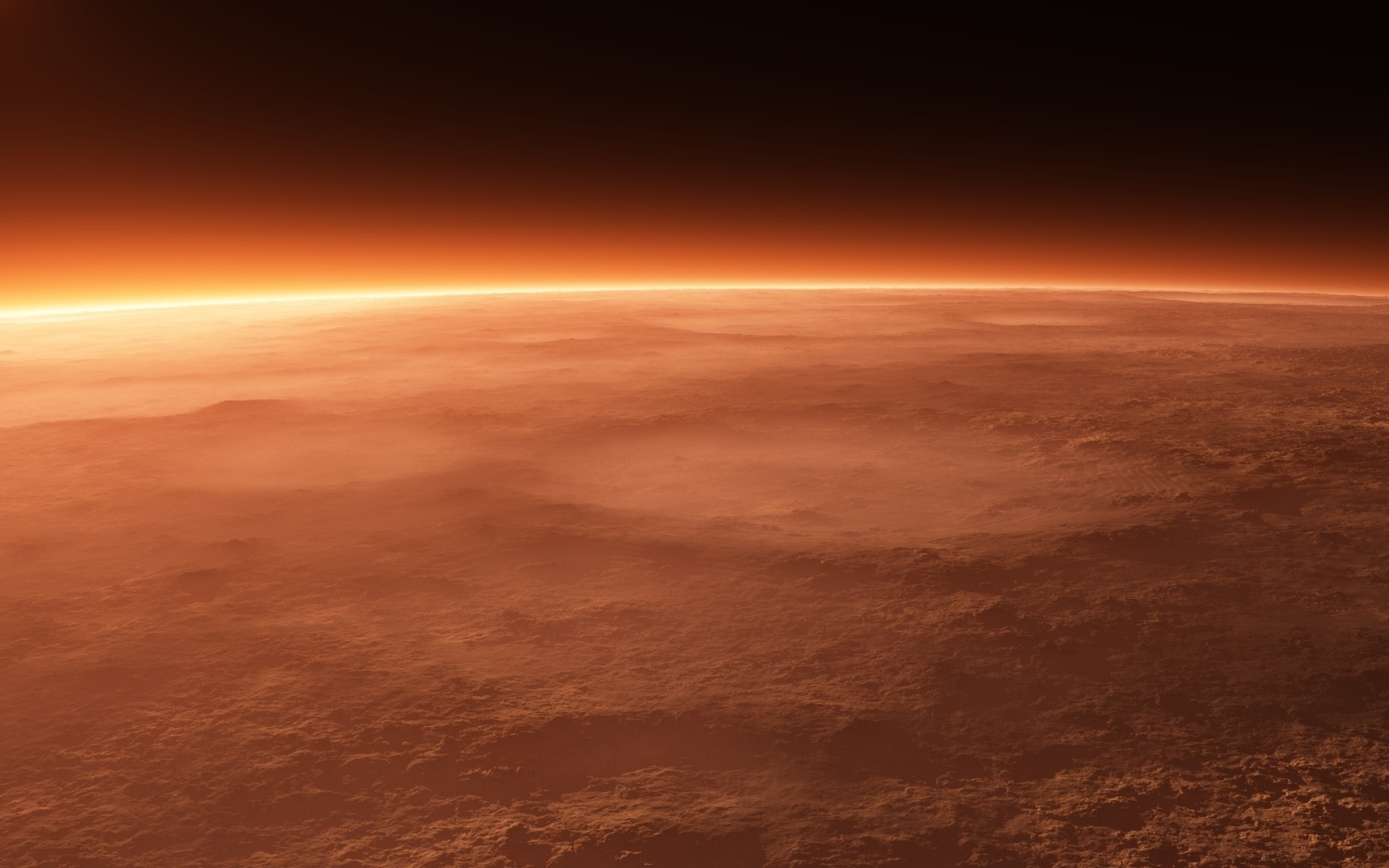 6 Fantastic HD Mars Planet Wallpapers
