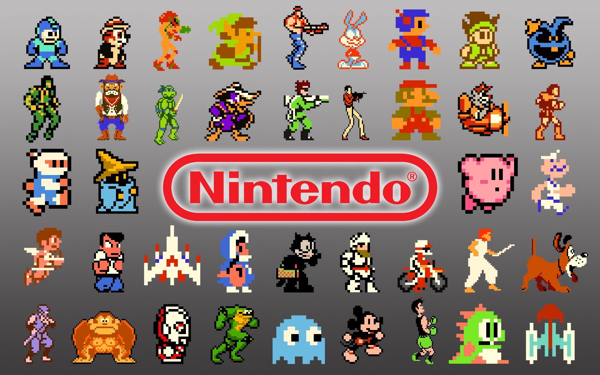 13 HD Nintendo Wallpapers