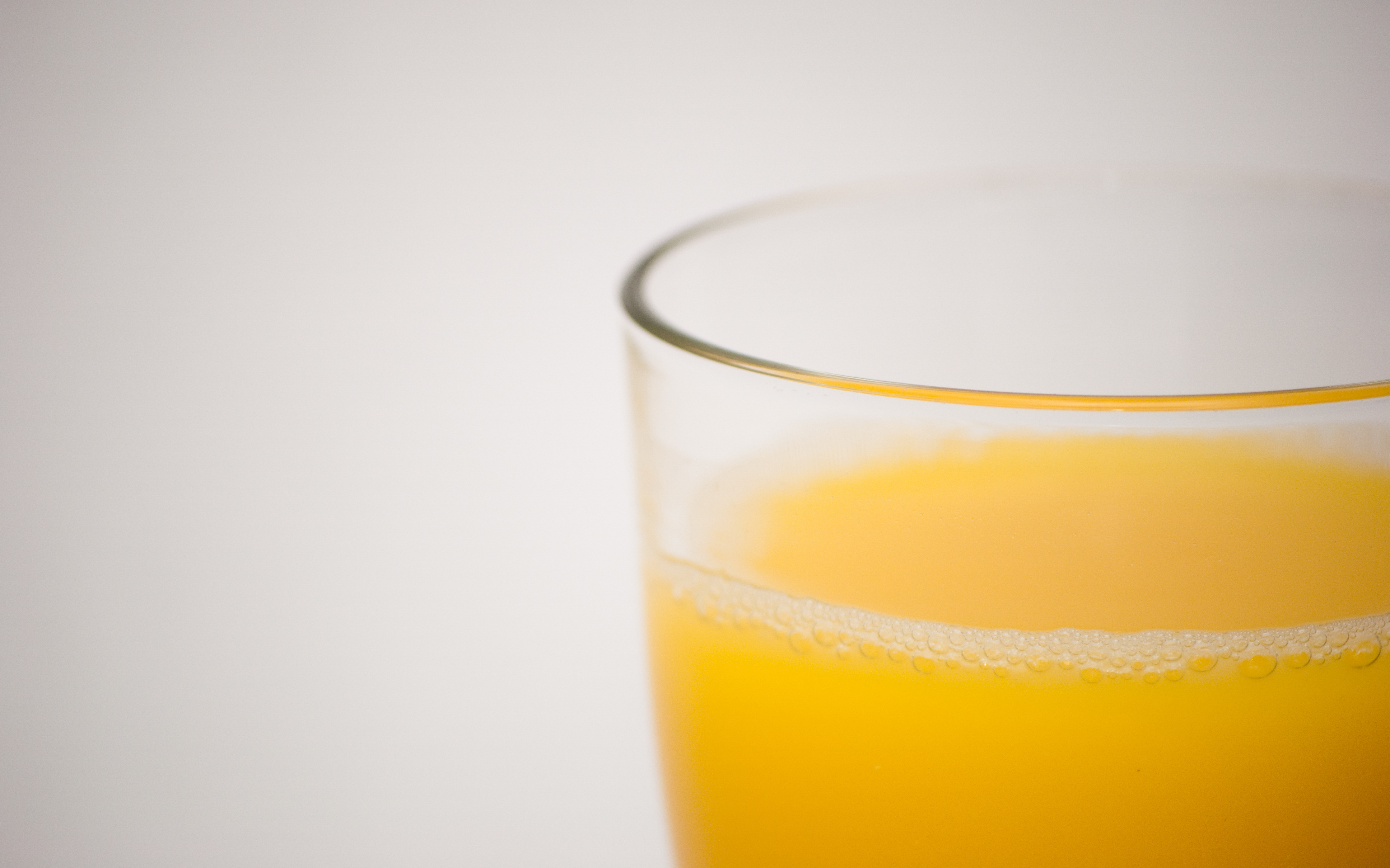 7 Hd Orange Juice Wallpapers