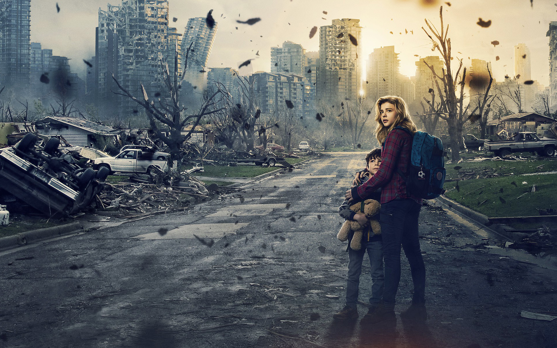 5 Hd The 5th Wave Movie Wallpapers