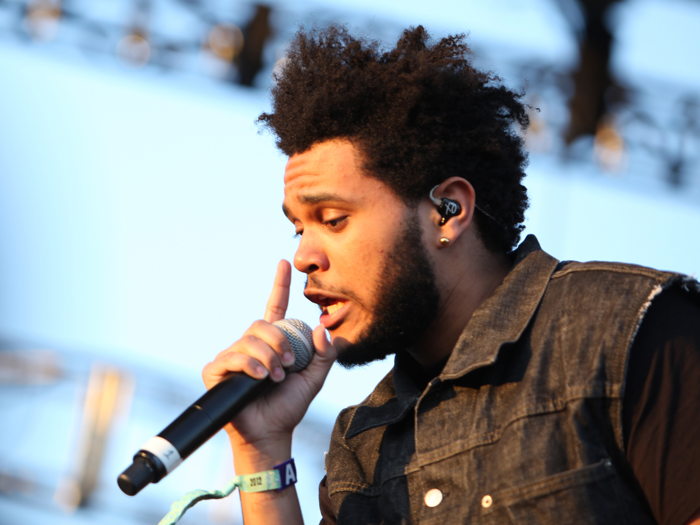 9 HD The Weeknd Wallpapers