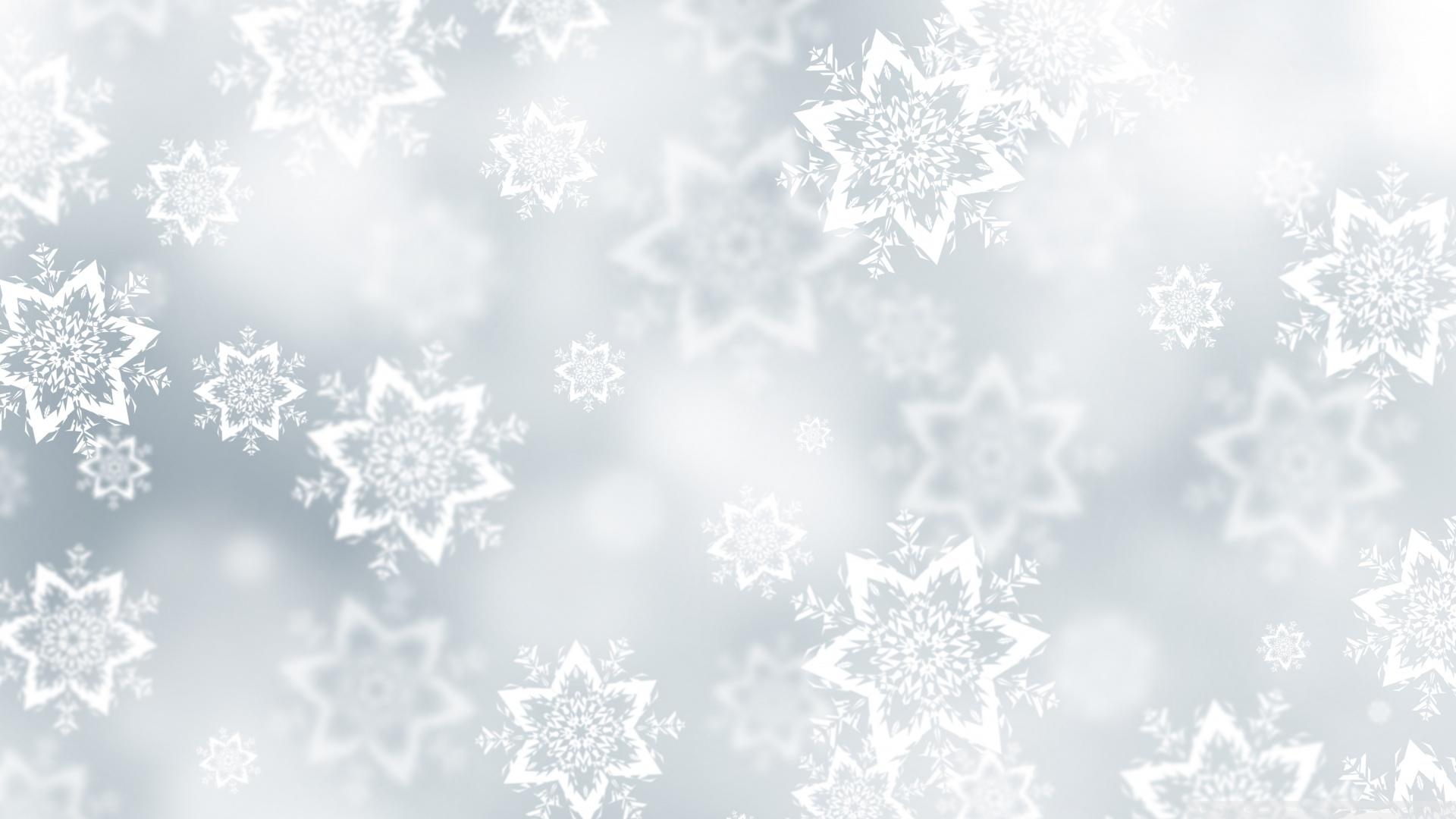 Vector snowflakes background | PSDGraphics | Snowflake ... |White Snowflake Wallpaper