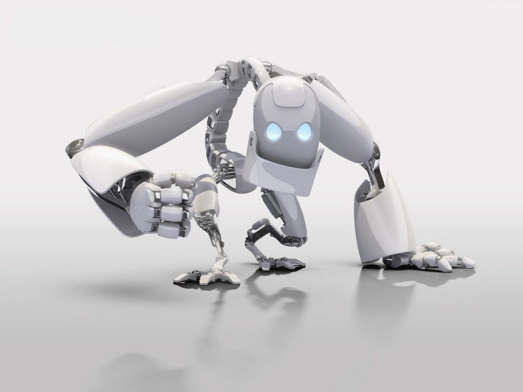 19 Awesome Hd Robot Wallpapers