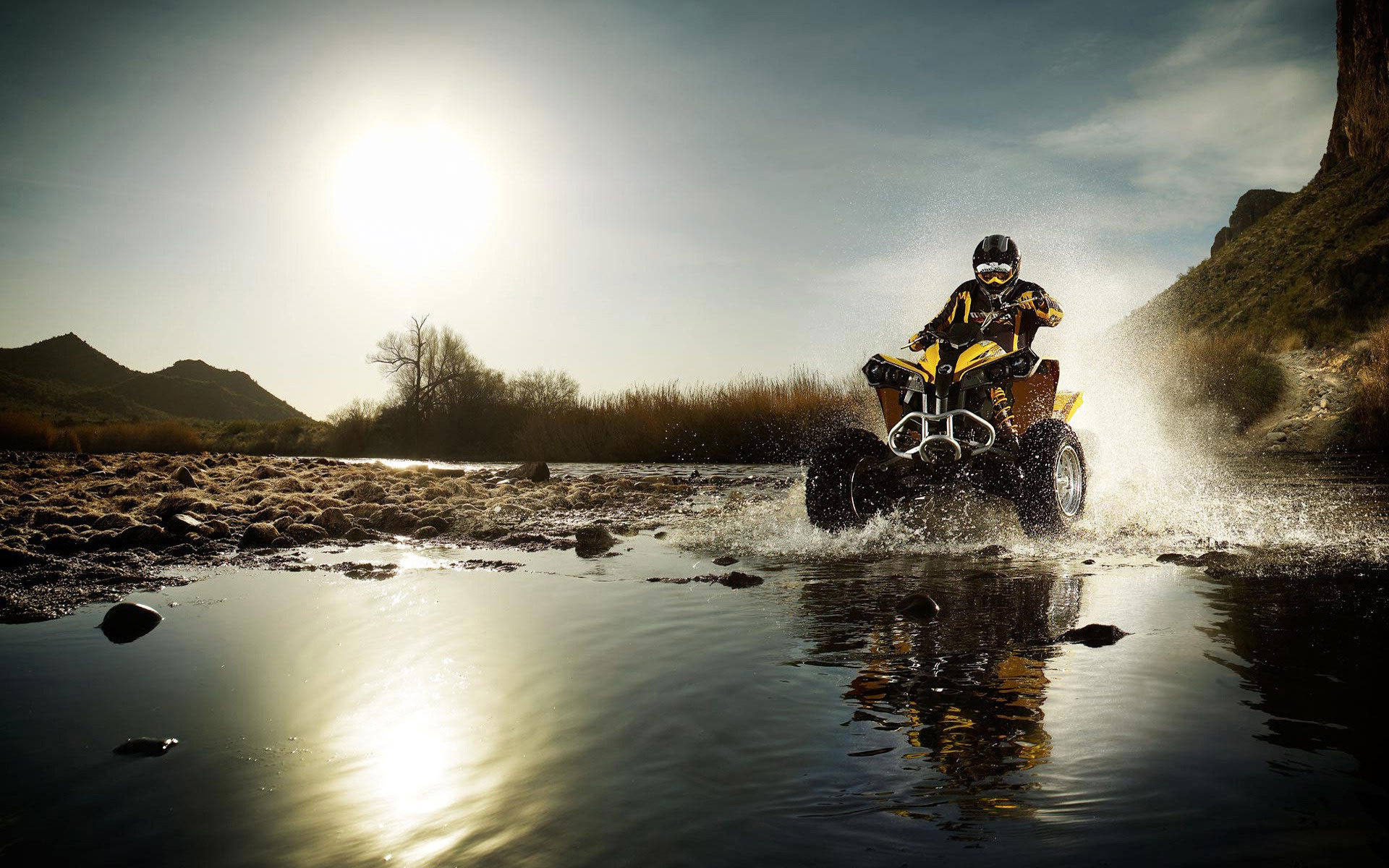 21 awesome hd atv wallpapers for Wall wallpaper hd
