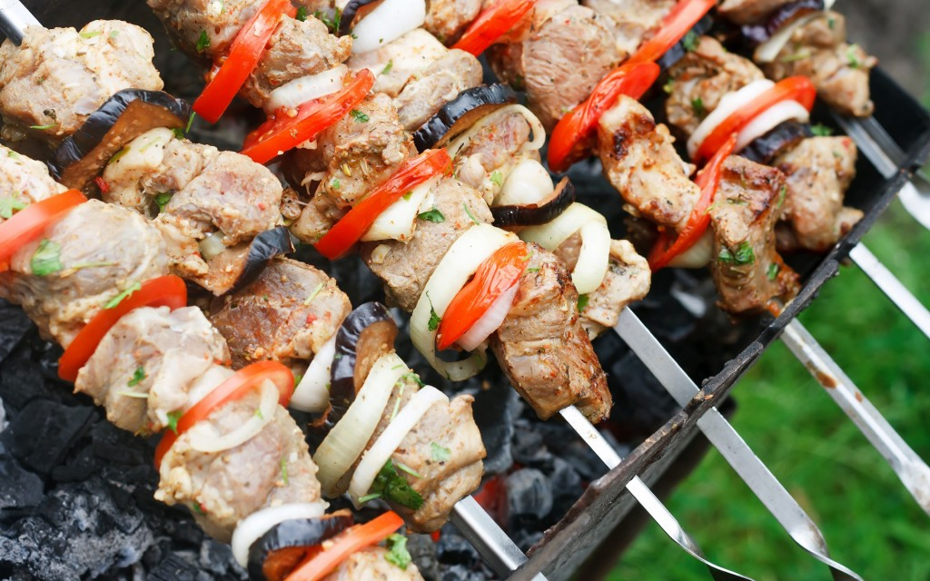 barbecue food wallpapers