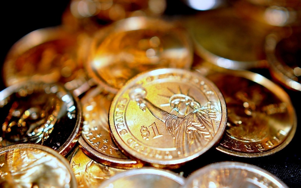 coins close up wallpapers