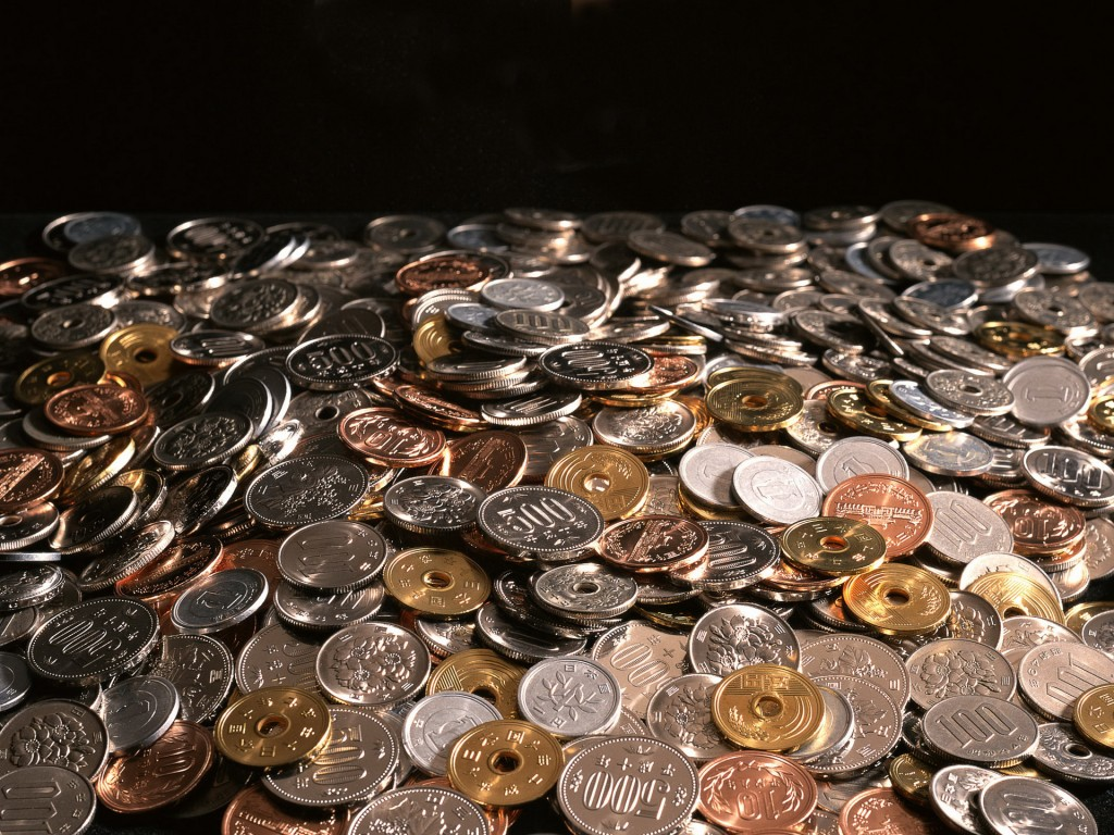 coins computer wallpapers