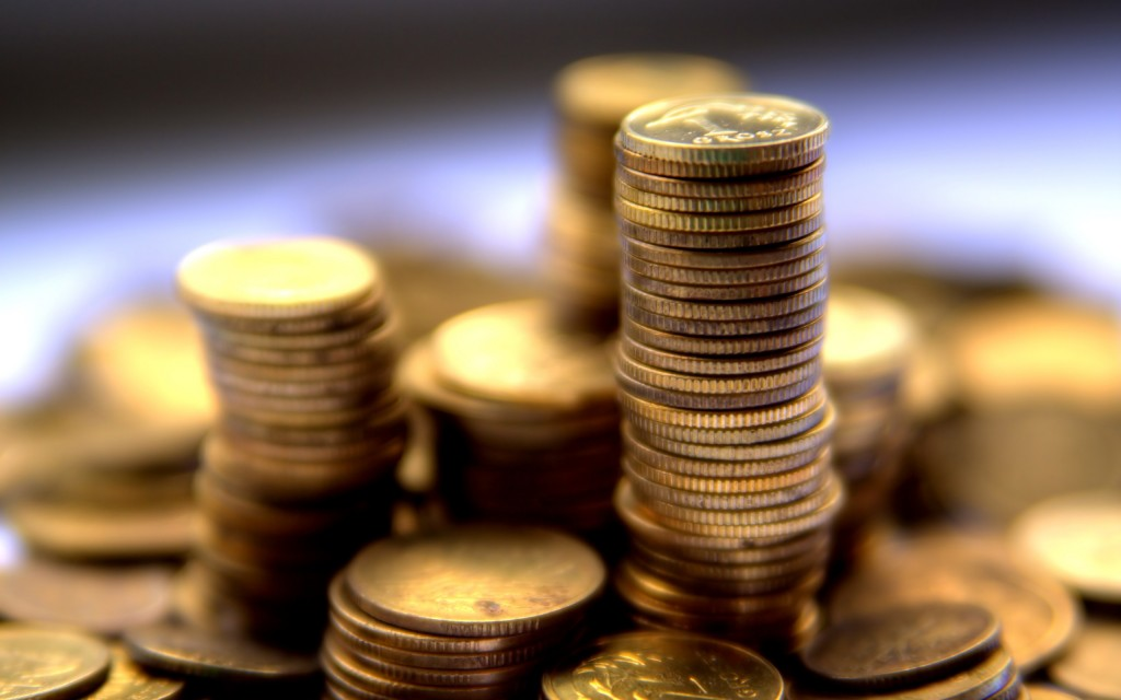 coins macro background wallpapers