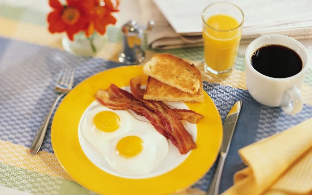 breakfast food wallpapers