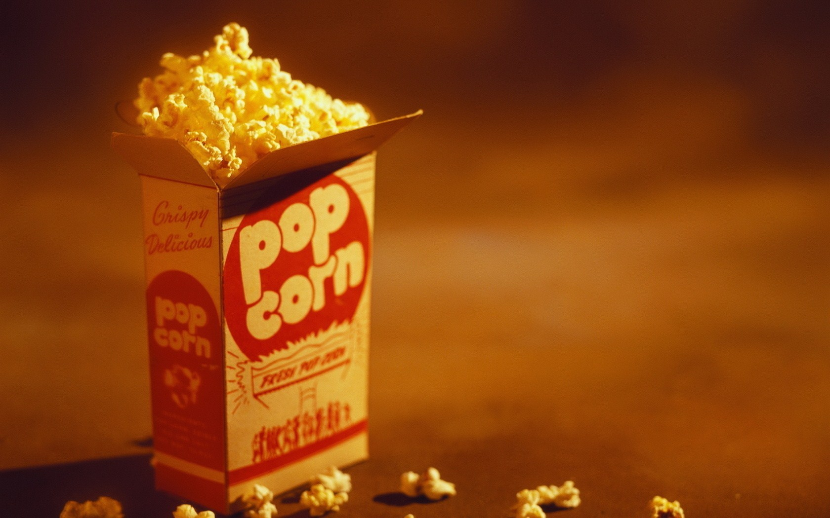 8 Fantastic HD Popcorn Wallpapers