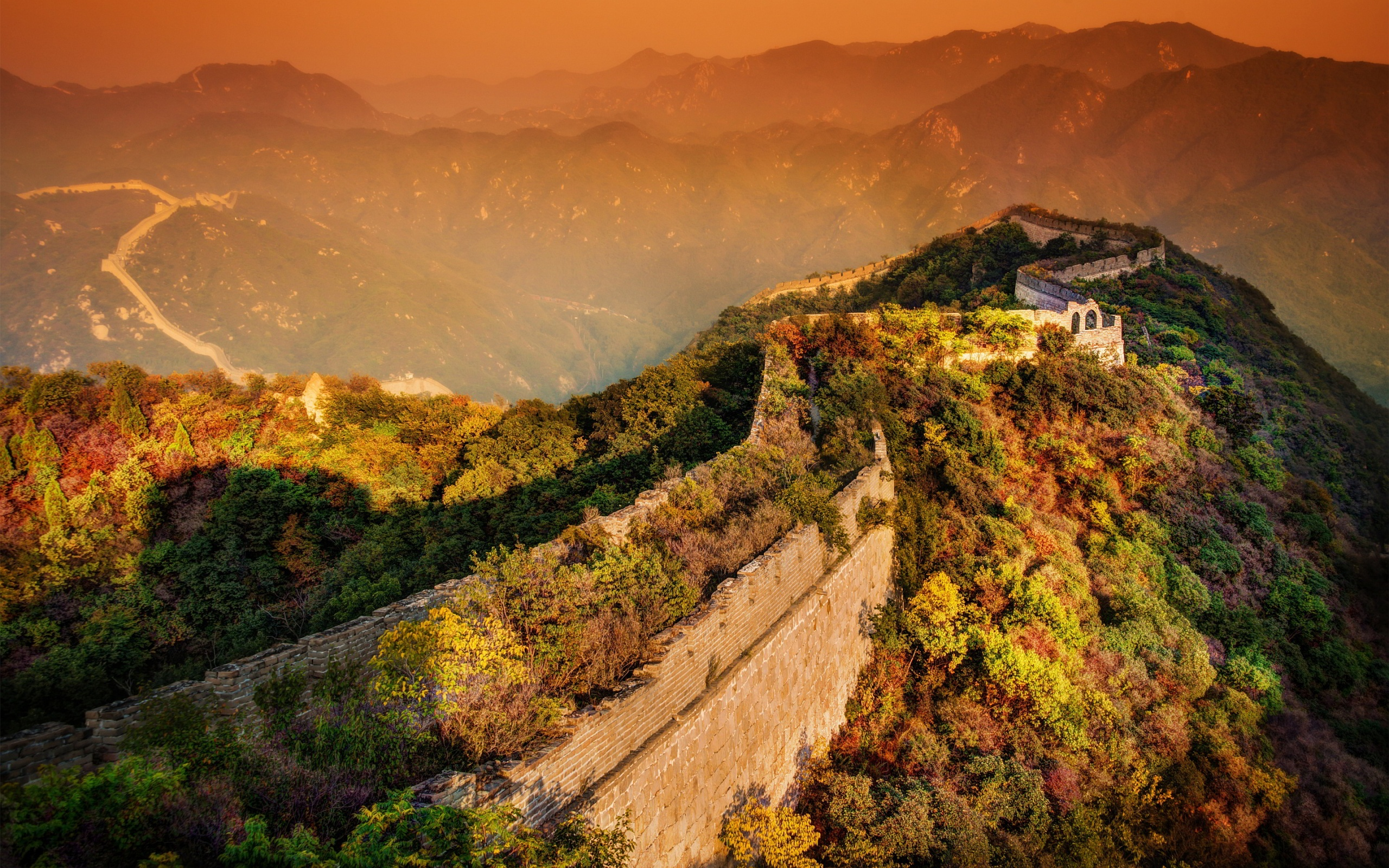 11 Hd Great Wall Of China Wallpapers