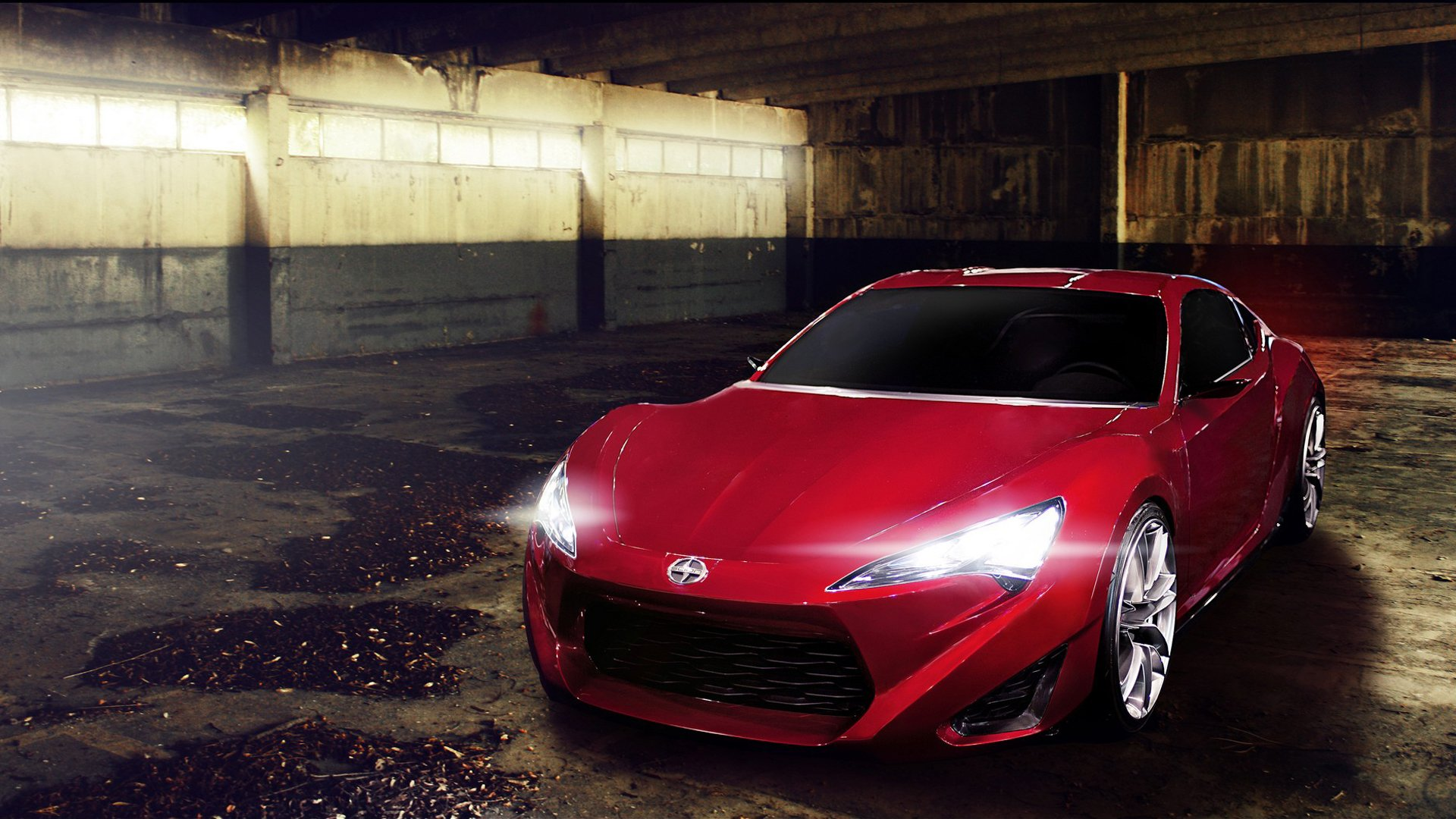 Car Wallpapers Backgrounds Hd: 9 Fantastic HD Scion FRS Car Wallpapers