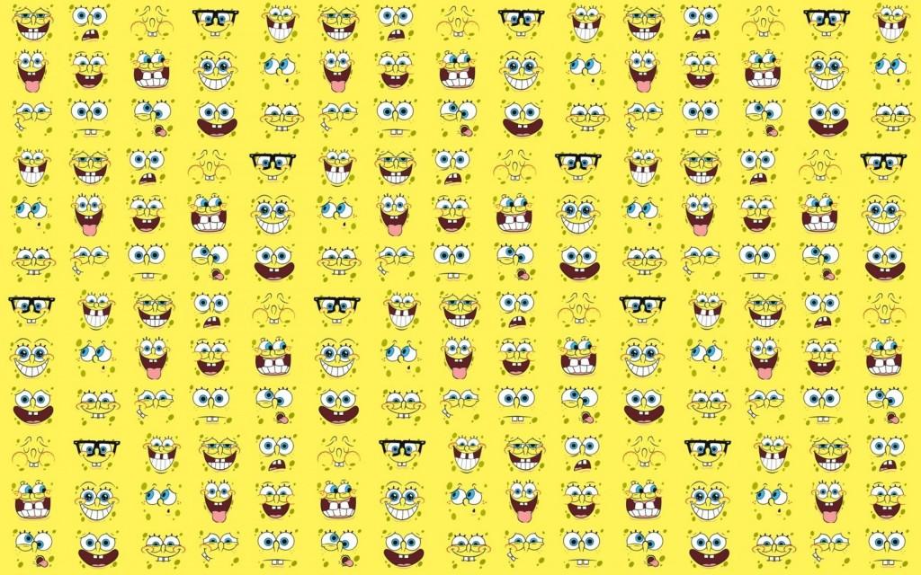 spongebob squarepants widescreen wallpapers