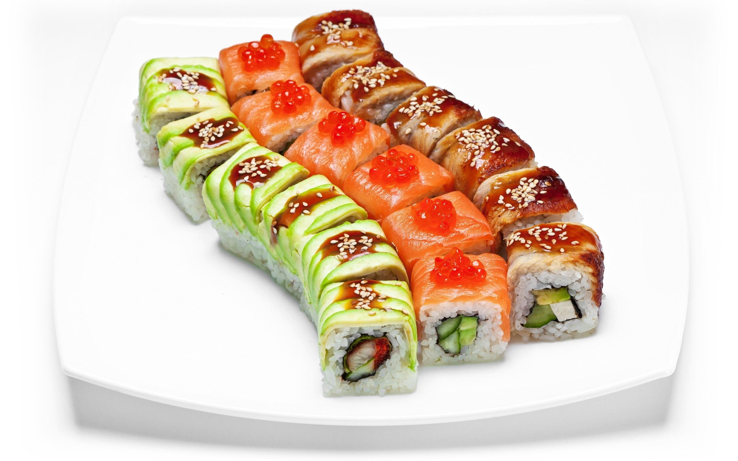 26 Fantastic HD Sushi Wallpapers