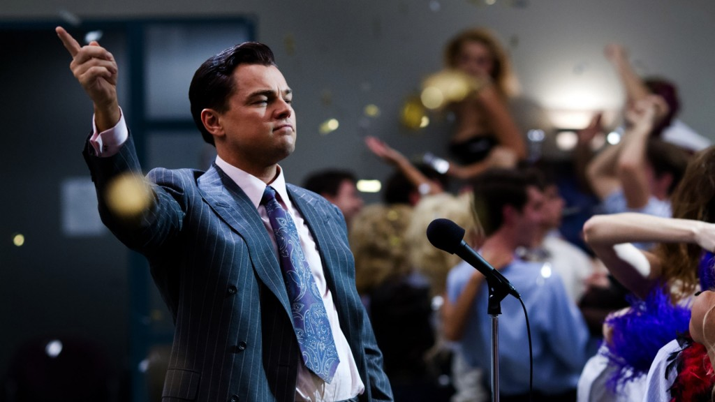 the wolf of wall street movie wallpapers
