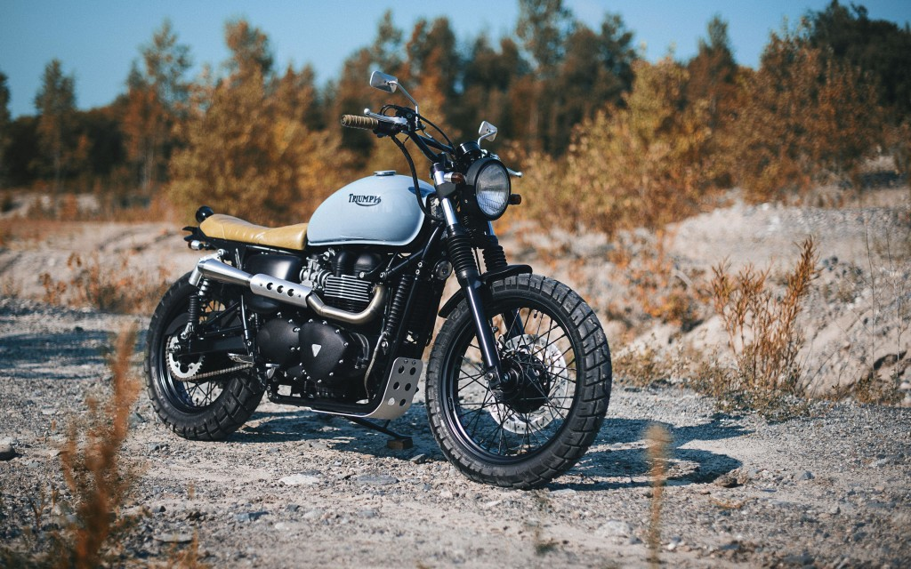 triumph motorcycles wallpapers